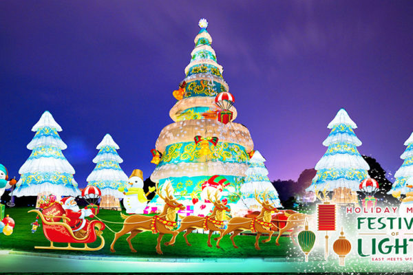 Holiday Magic: Festival of Lights in San Antonio, Texas